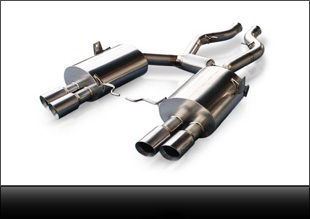 Petersport Exhaust System